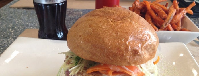 Umami Burger is one of Sujei's tips.
