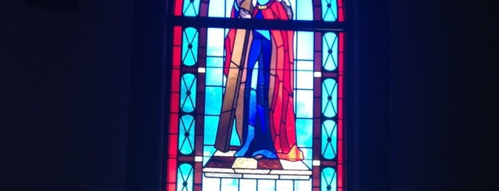 St. Elizabeth's Catholic Church is one of Parishes in the Austin Metro Area.