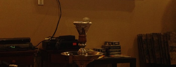 The Kahwa is one of Hookah Lounges.