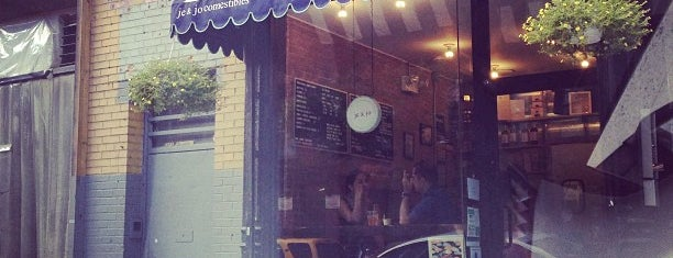 je & jo comestibles is one of Awesomest Spots NYC & Beyond.