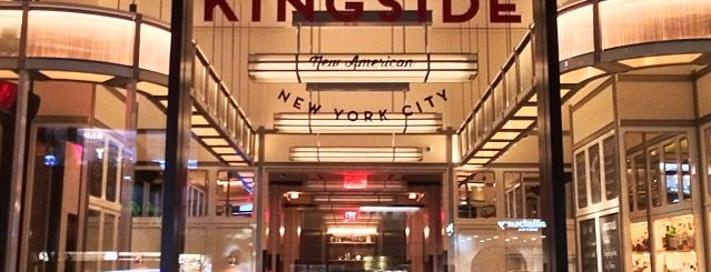 Kingside is one of To-Do: West Side, Above 14th St..
