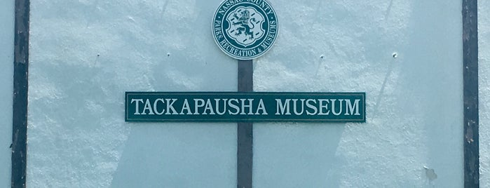 Tackapausha Museum & Preserve is one of Hang outs.