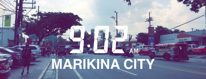 Marikina City is one of My fave places.