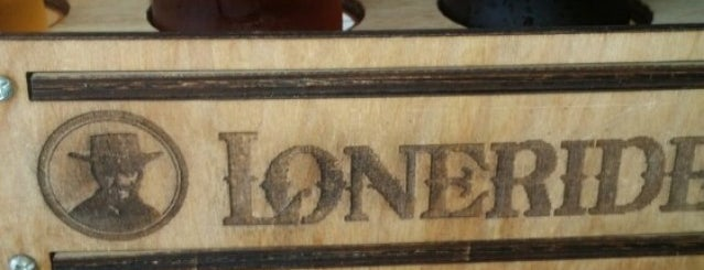 Lonerider (Physical production) is one of NC Breweries.
