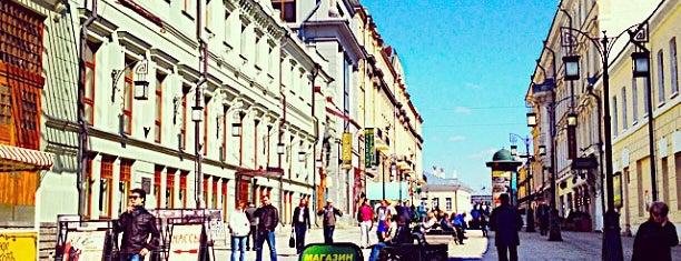 Камергерский переулок is one of Места.
