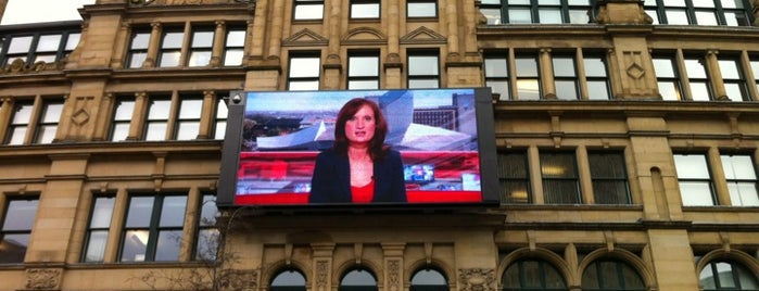 BBC Big Screen @BBCBigScreens Manchester is one of BBC Locations!.