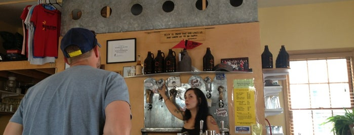 Revolution Brewery is one of Colorado Microbreweries.