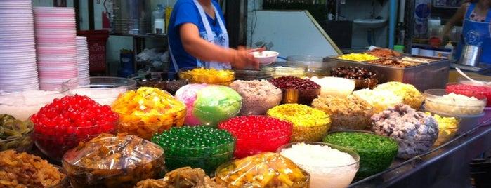 Cheng Sim Ei is one of Enjoy eating ;).