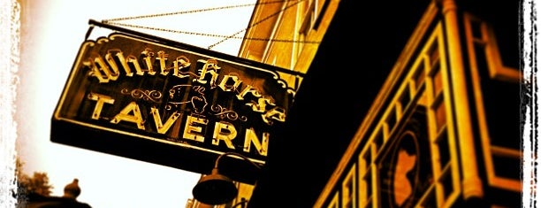 White Horse Tavern is one of NYC.