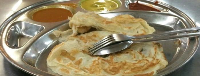 Restoran Sri Melur Jaya is one of Cheap eats in KL.