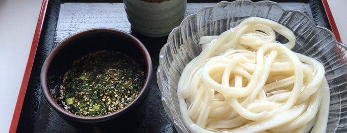 山本うどん店 is one of めざせ全店制覇~さぬきうどん生活~ Category:Ramen or Noodle House.
