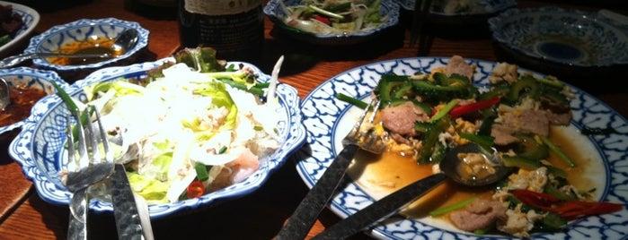 メナムのほとり is one of Asian Food.
