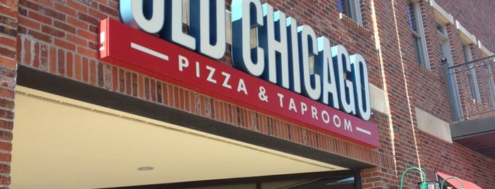 Old Chicago is one of Great Wichita Food.