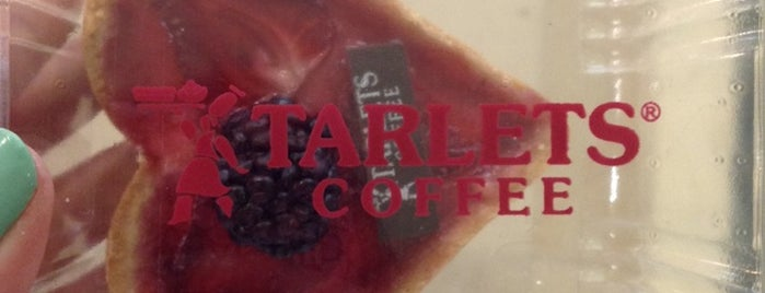 Tarlets Coffee is one of 20 favorite restaurants.