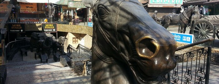 Camden Market is one of Places to Visit in London.