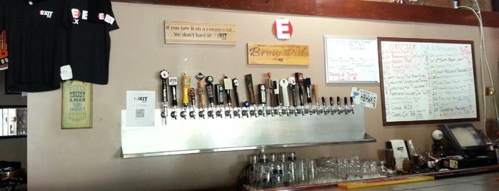 Exit 6 Pub and Brewery is one of BEER!.