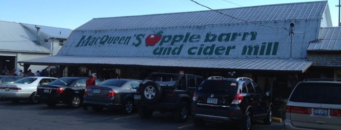 MacQueen Orchards is one of Great Local Spots.