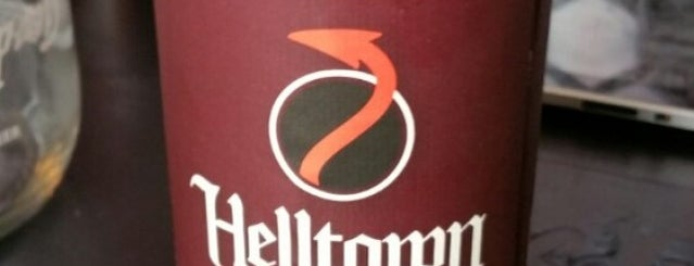 Helltown Brewery, LLC is one of Pittsburgh Craft Beer.