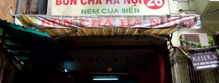 Bún Chả Hà Nội is one of Top picks for Asian Restaurants.