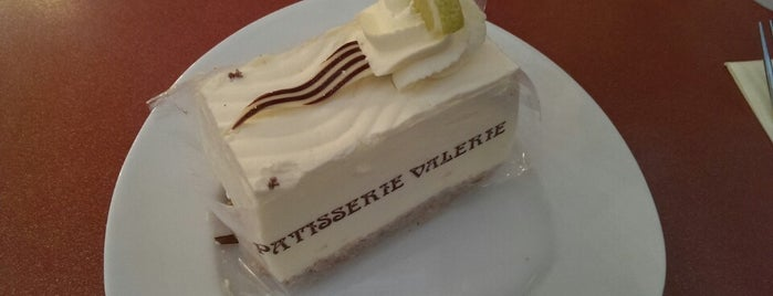 Patisserie Valerie is one of My Favourite Food Places.