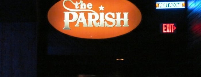 The Parish is one of SXSW: The Travellers' Guide.