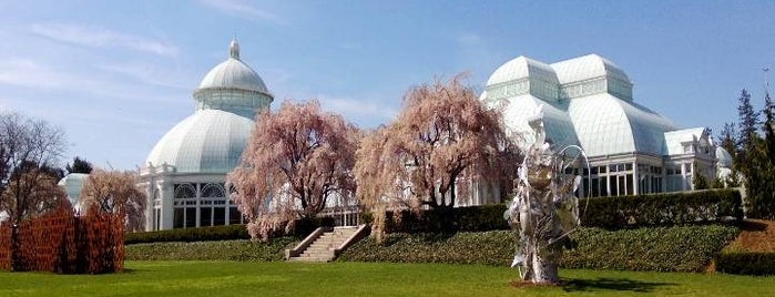 New York Botanical Garden is one of NYC I see.
