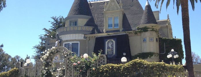 The Magic Castle is one of Top 10 favorites places in Los Angeles, CA.