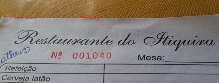 Restaurante Itiquira is one of Márcio T. Suzaki's Tips.