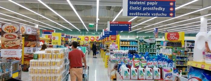 Tesco is one of Místa s vysílači Numitor.cz.