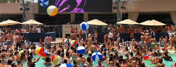 Wet Republic Ultra Pool is one of Best Vegas Pool Parties.