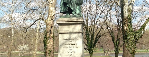 Alexander von Humboldt is one of Public Art in Philadelphia (Volume 1).