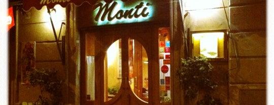 Trattoria Monti is one of ristoranti Roma.