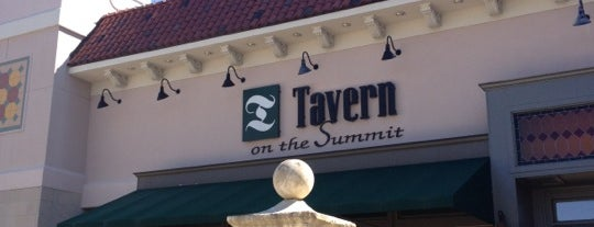 Tavern on the Summit is one of BARS.