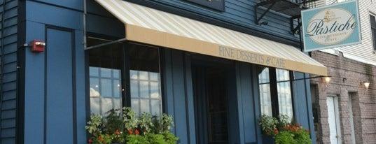 Pastiche Fine Desserts & Café is one of Taste of Rhode Island.