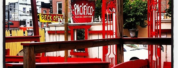 Pacifico is one of nightlife in brooklyn.