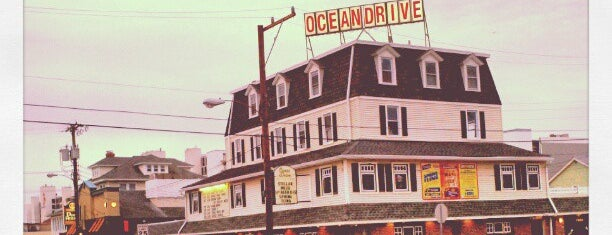 The Ocean Drive (OD) is one of Jersey Shore Bars & Nightclubs.