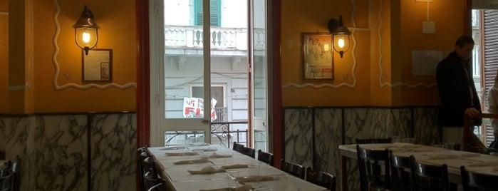 Trianon Da Ciro is one of My restaurants :).