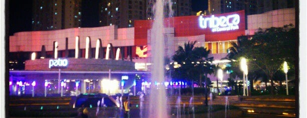 Tribeca Park is one of Enjoy Jakarta 2012 #4sqCities.