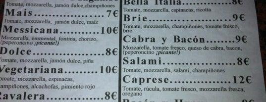 La Pizza del Raval is one of BCNRestaurants.