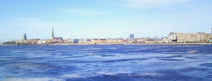 Zaķusala is one of Unveil Riga : Atklāj Rīgu : Открой Ригу.