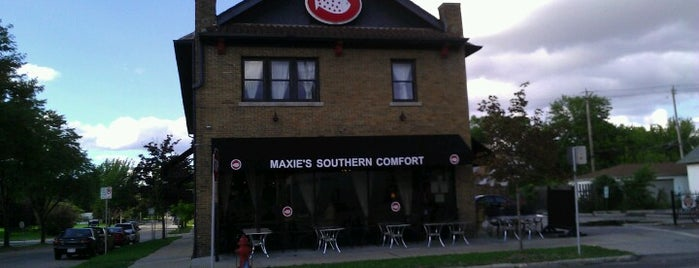 Maxie's is one of Highly Recommended Dining.