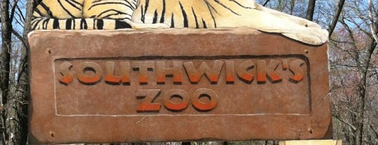 Southwick's Zoo is one of ** my list **.