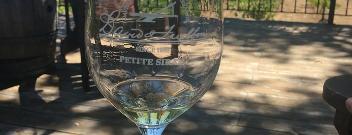 David Fulton Winery is one of Daily Sip Deals.