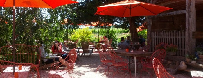 Croteaux Vineyards is one of Favorite places.