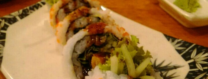 Sushi East is one of Jalan Jalan Ipoh Eatery.