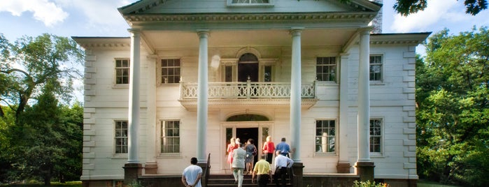 Morris Jumel Mansion is one of Architecture - Great architectural experiences NYC.