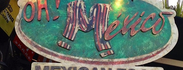 OH! Mexico is one of Espanola Way Restaurants.