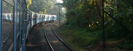 Alawwa Railway Station is one of Railway Stations In Sri Lanka.