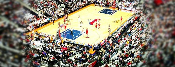 Philips Arena is one of Top Picks for Sports Stadiums/Fields/Arenas.
