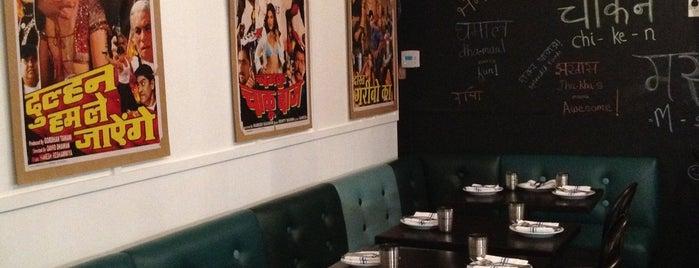 Badmaash is one of Chris' LA To-Dine List.